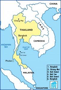 ThaiMap