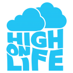 High On Life Logo
